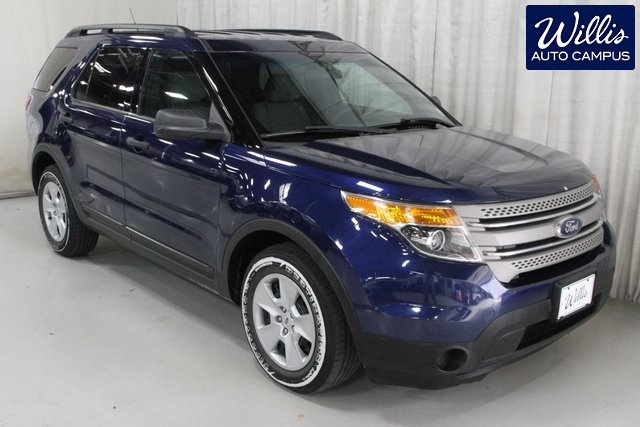 Pre-Owned 2012 Ford Explorer