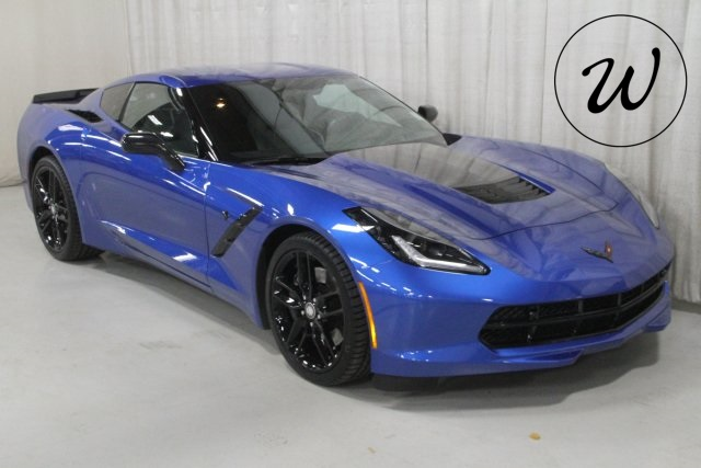 Pre-Owned 2016 Chevrolet Corvette Stingray Z51