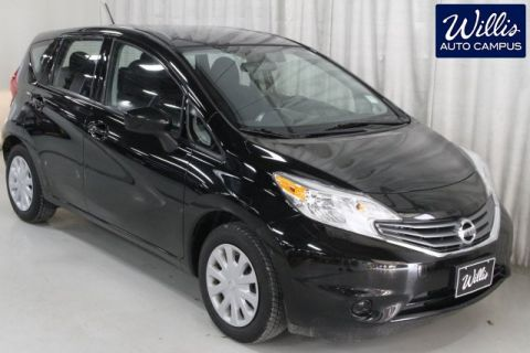 Pre-Owned 2016 Nissan Versa Note SV