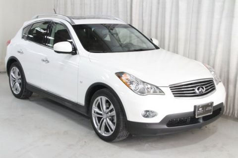 Certified Pre-Owned 2015 INFINITI QX50 Journey