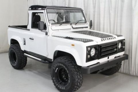 Pre-Owned 1988 Land Rover Defender 90